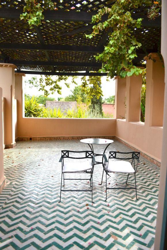 Les Deux Tours Hotel Marrakech