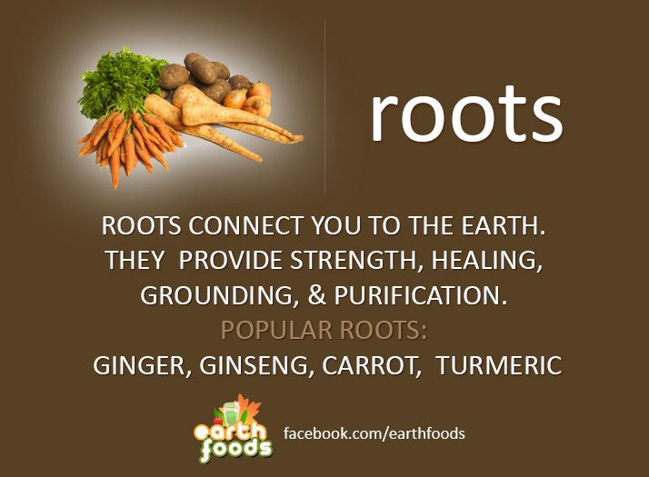 ROOTS - Ginger, Ginseng, Carrots, Turmeric. - Healing power of plants and Earth foods. Raw food, juicing, recipes, superfoods, herbs, natural, healing, & remedies.