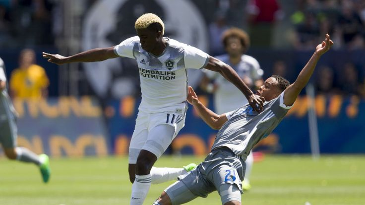 Gyasi Zardes named to USA Gold Cup roster