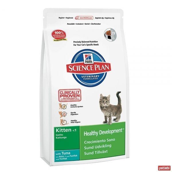 Hill's Kitten Healty Development Ton Balıklı Yavru Kedi Maması 2 Kg