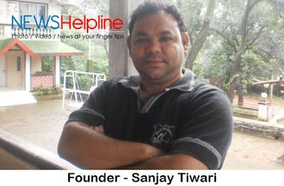 @InstaMag - News Helpline, one of the biggest Bollywood news agency recently launched its 'Good Luck' plan and Mr. Sanjay Tiwari, founder of News Helpline assures