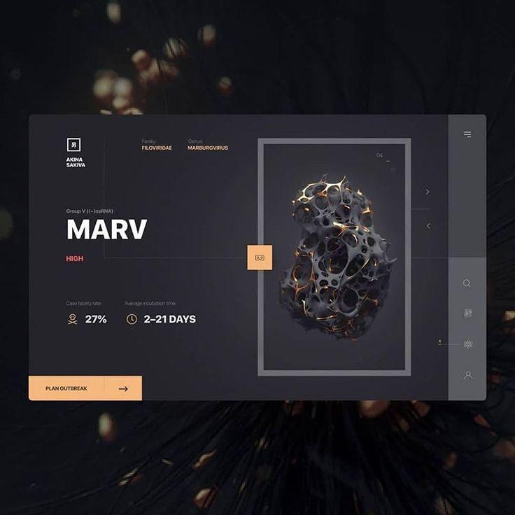 Siga a Emily Tribe.ui para inspirarse en el diseño. Etiqueta a un amigo que necesita ver …   – Design:UI