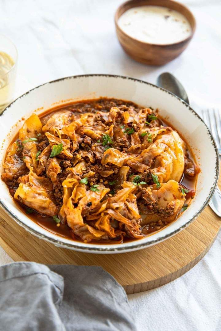 Ground Beef Cabbage Stew Recipe Beef Cabbage Stew Cabbage Stew Ground Beef And Cabbage