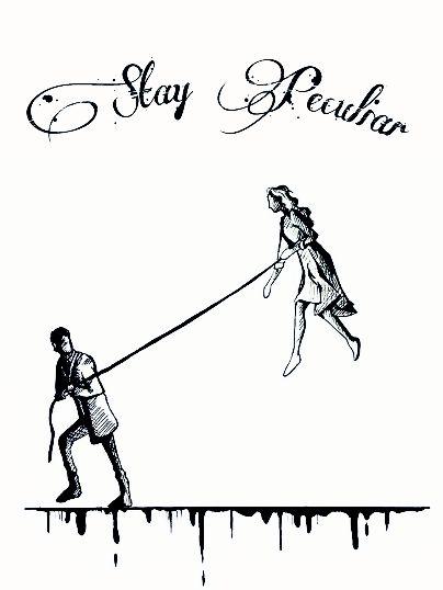 #StayPeculiar Stay Peculiar  By: Cecília Jacob