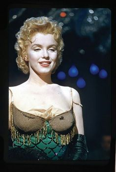 Marilyn Monroe in Bus Stop