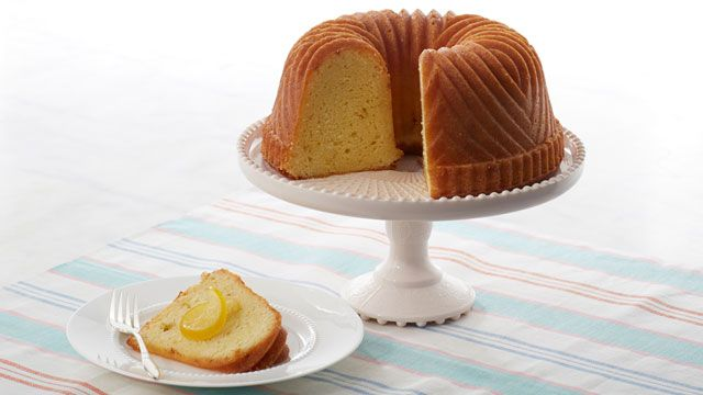 how to make a syrup cake