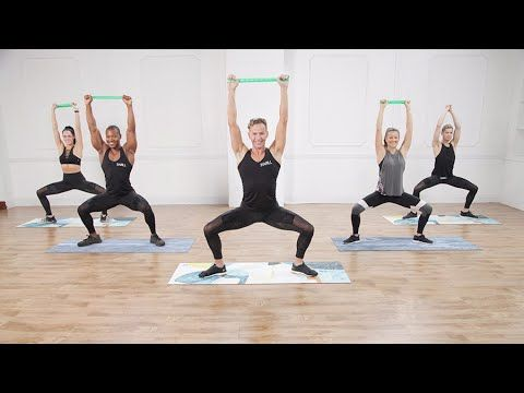 10-Minute 6-Pack Abs and Perfect Posture With Jason Wimberly | OurStyle