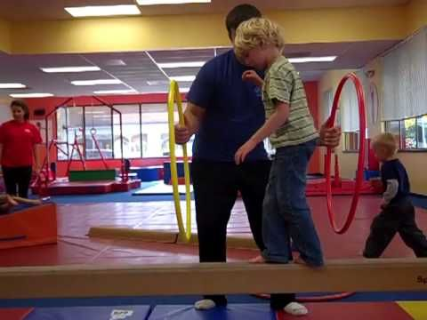 Best Kid's Pre K Gymnastics Classes Ages 3 5 in Shaker Heights OH - YouTube