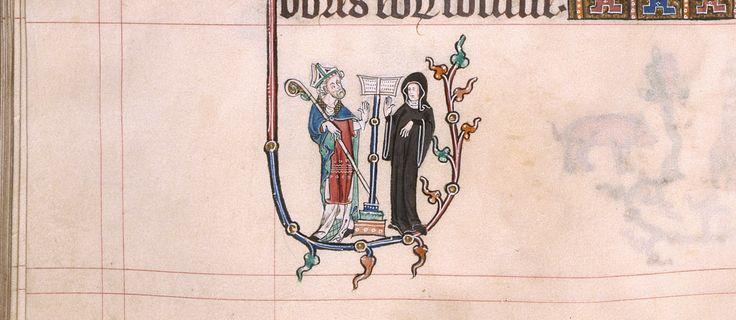 Gorleston psalter (Add MS 49622) . fol. 102 v. c. 1310-24