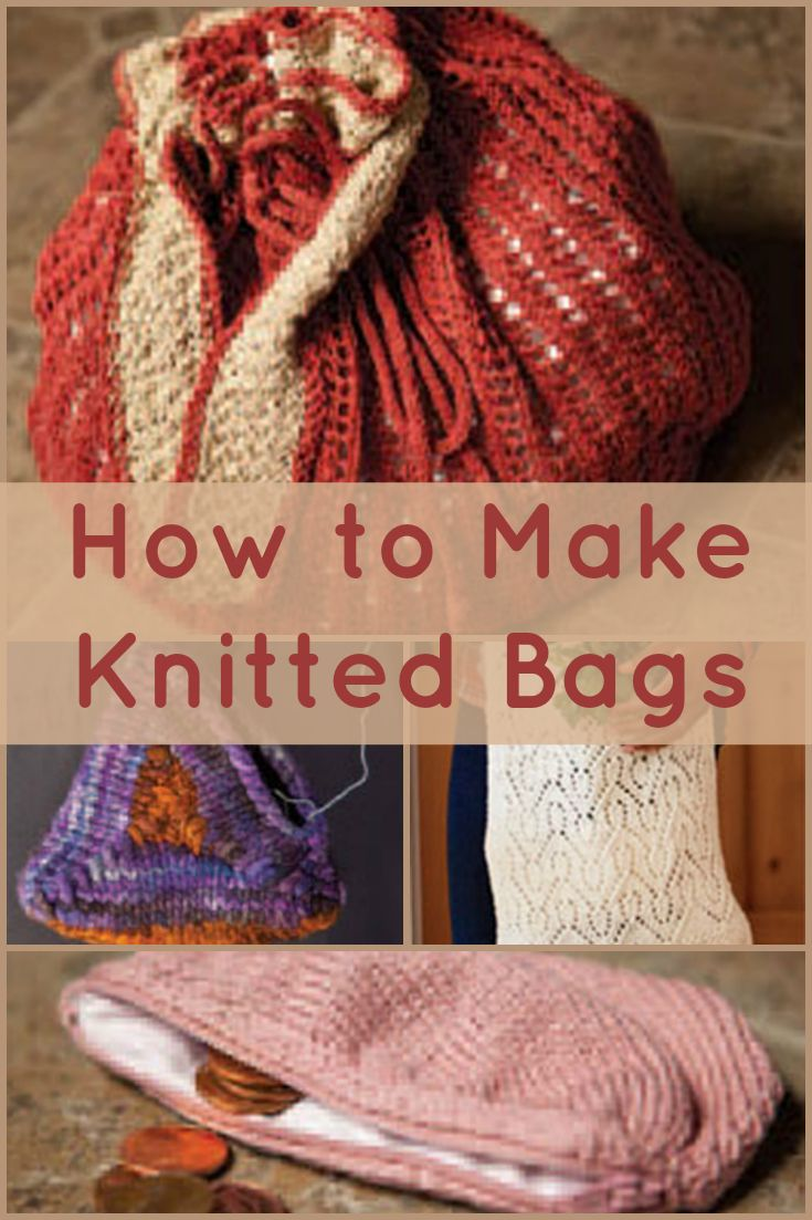 74 best project bags images on Pinterest | Crochet tote, Crochet ...