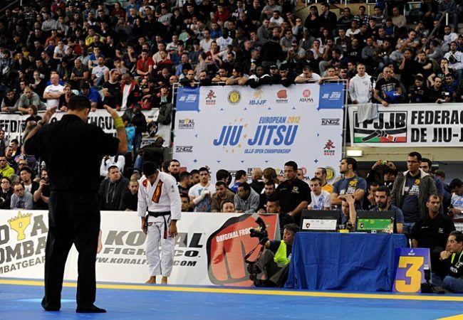 Jiu-Jitsu: O armlock aéreo de Igor Silva no Munich Open Sem Kimono