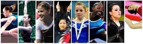 Congrats, Katelyn Ohashi, on her victory at the American Cup!   1. Katelyn Ohashi  2. Simone Biles   3. Victoria Moors  4. Elisabeth Seitz  5. Vanessa Ferrari  6. Gabrielle Jupp  7. Asuka Teramoto  8. Maegan Chant