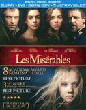 Les Miserables [2 Discs] [Includes Digital Copy] [UltraViolet] [Blu-ray/DVD] [English] [2012]