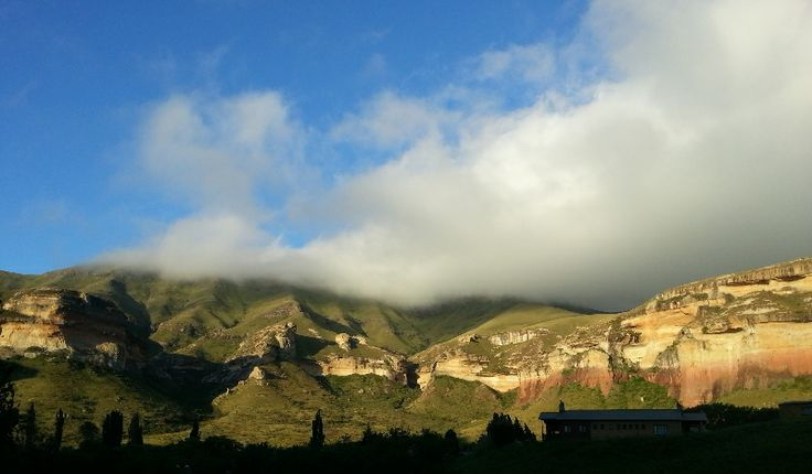 Clarens News Big Blue Skies With a Touch of Grey
