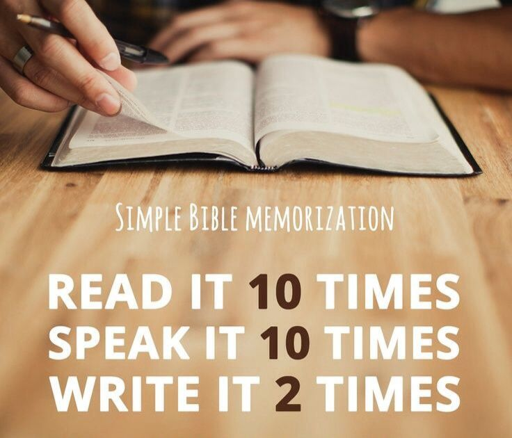 Scripture Memorization- this would be good for learning how to remember scriptures when at the door.