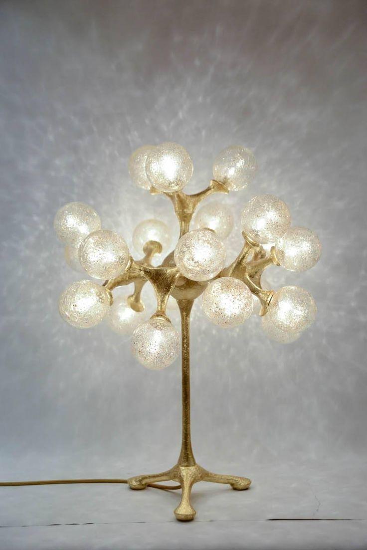 Best 25 modern table lamps ideas on pinterest bedside lamp mid space age sputnik lamp geotapseo Choice Image