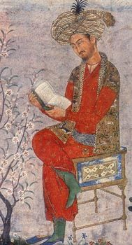 "The founder of the Mughal dynasty was Babur, ""The Tiger,"" who ruled from 1483 to 1530. Babur was not fully a Mongol: his mother was descended from Genghis Khan, but his father was descended from Timur. Like his ancestors, he rose from comparatively little to become one of the great conquerors of his time."