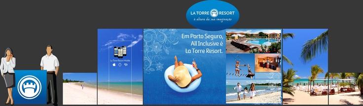 Stand La Torre Resort - Feira CVC