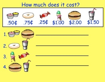 SMARTBOARD: Money Activities for primary students (Canadian Coins) - Carmela Fiorino Vieira - TeachersPayTeachers.com