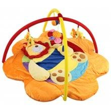 Baby Soft Play Mat Lion Crawling Blanket