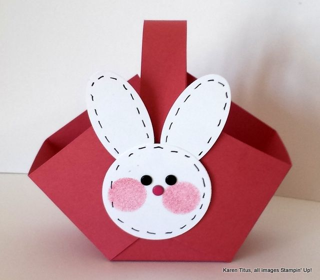 Easter Parade Of Handmade Cards Crafts