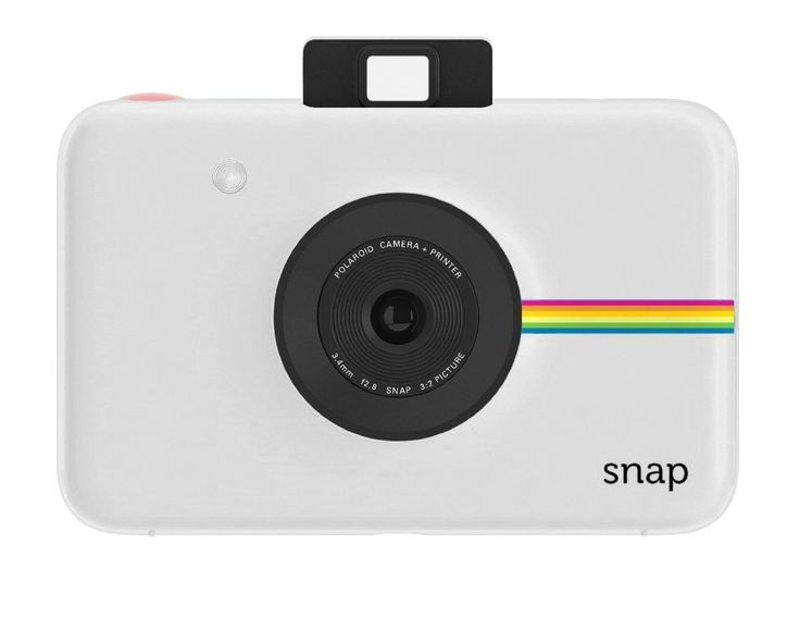Polaroid Instant Snap White POLSP01W- ElectroStudio