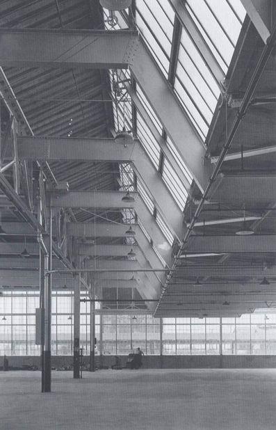 chrysler-truck-plant architect Albert Kahn