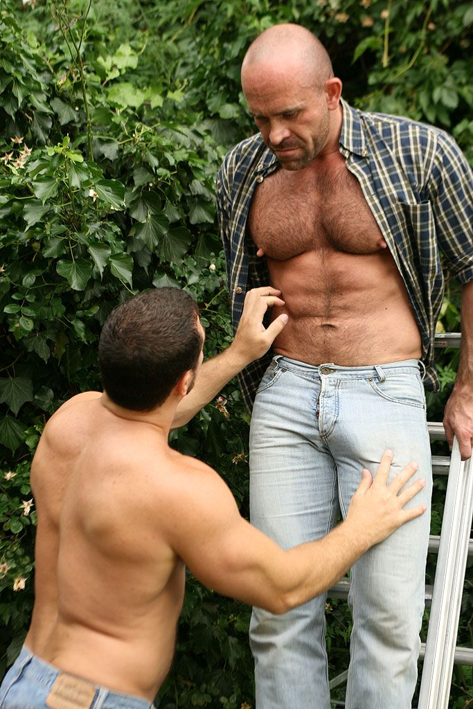 Am men love bear gay old man greedy jeremy 9
