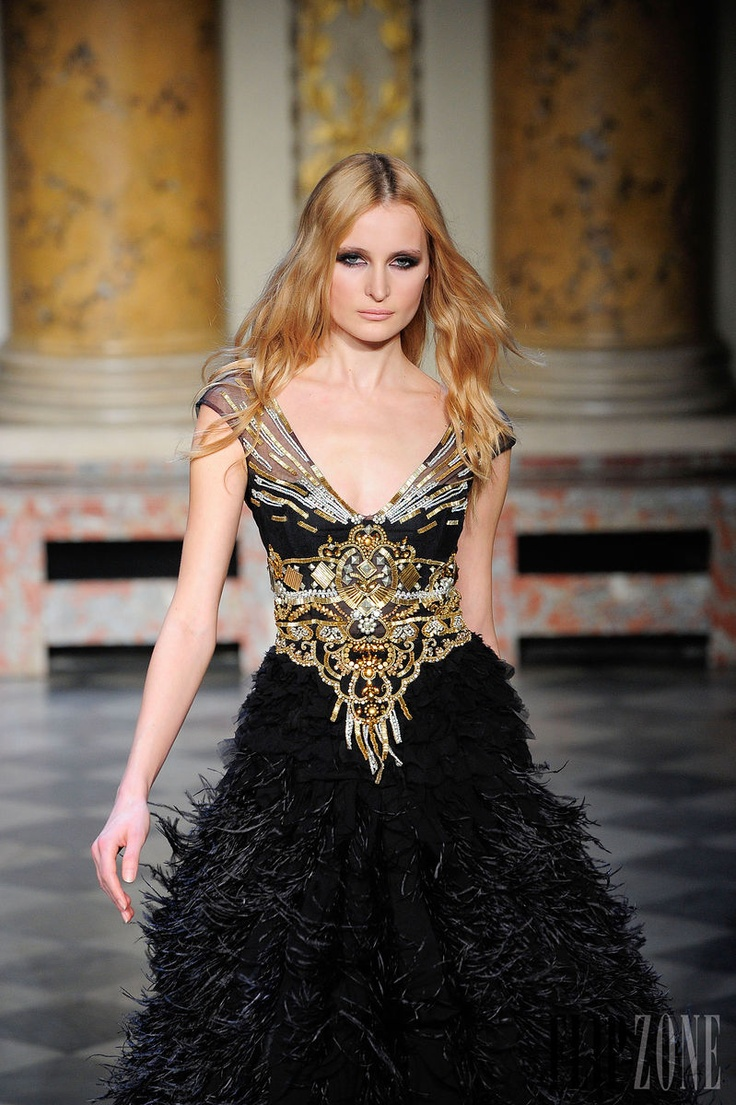 Zuhair Murad - Couture | Couture, Fancy dresses ...