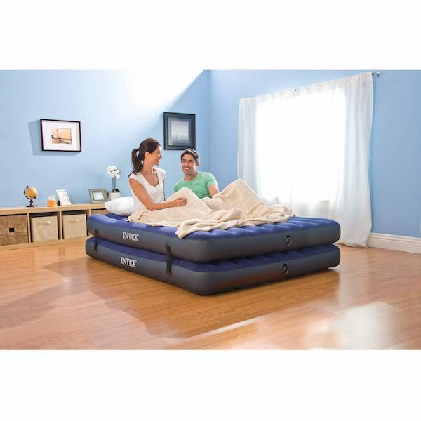 Walmart: Intex Queen 2-in-1 Guest Airbed Only $24.00 ...