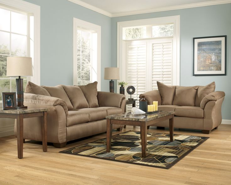Dress Up This Set With Some Accent Pillows Or Throws Sectional Living RoomsLiving Room
