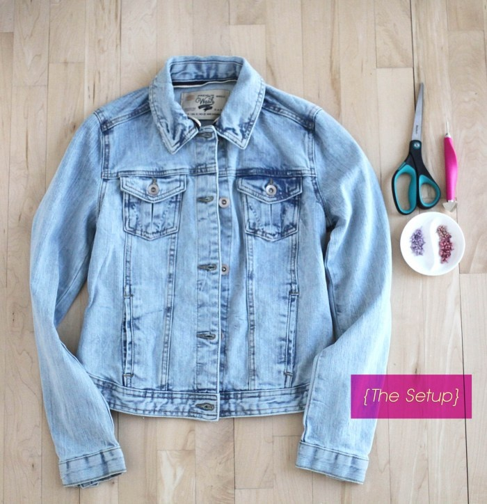 diy denim vest - Make one out of one of your old