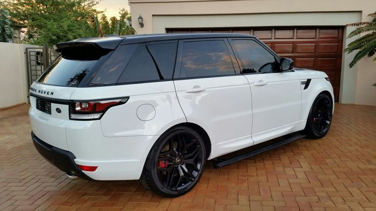 2016 Range Rover Sport  S.C. V8 HSE.. 510 hp... Looks just like mine... Hehehe, lucky me ;o) ...