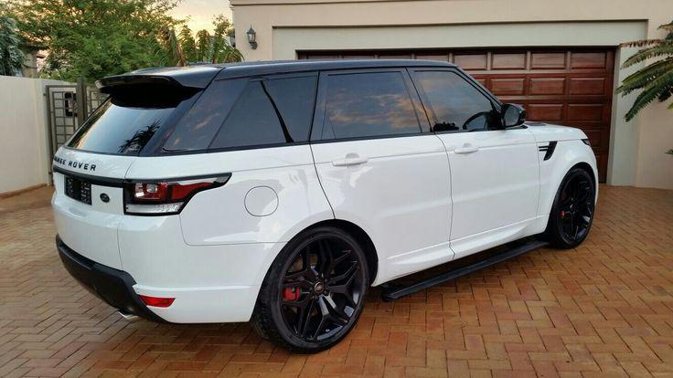 2016 Range Rover Sport  S.C. V8 HSE.. 510 hp... Looks just like mine... Hehehe, lucky me ;o) ...