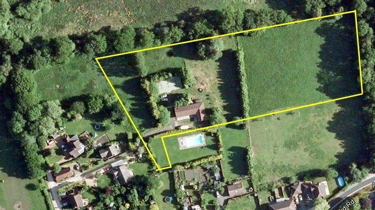 Potential development site Guildford Surrey    £650k