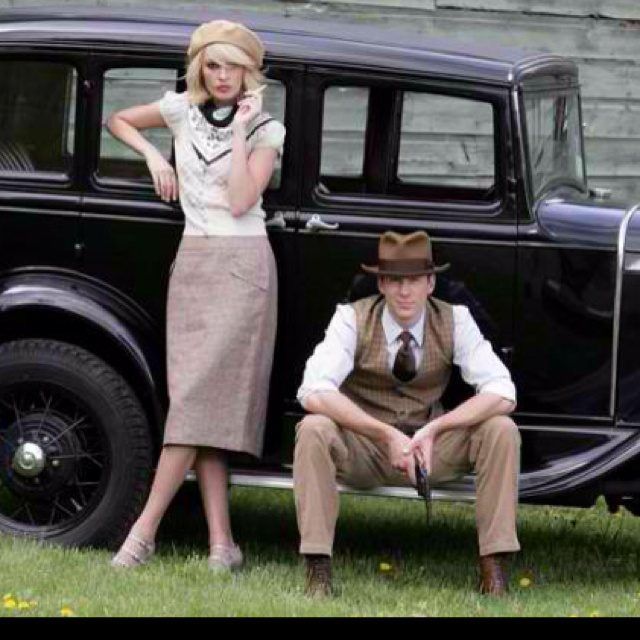 Bonnie And Clyde Wedding Theme