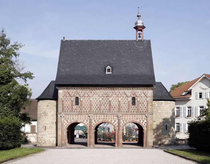 Kloster Lorsch 03 - Architektur – Wikipedia
