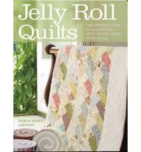 Shows quilters the ways to use labour-saving fabric packs to make quilts. This book helps readers learn how to make 16 quilts, suited to the colour coordinated rolls, as well as a variation in colourway, style or size for various projects.