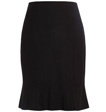 David Lawrence | Sale Skirts - Flirty Hem Pencil Skirt