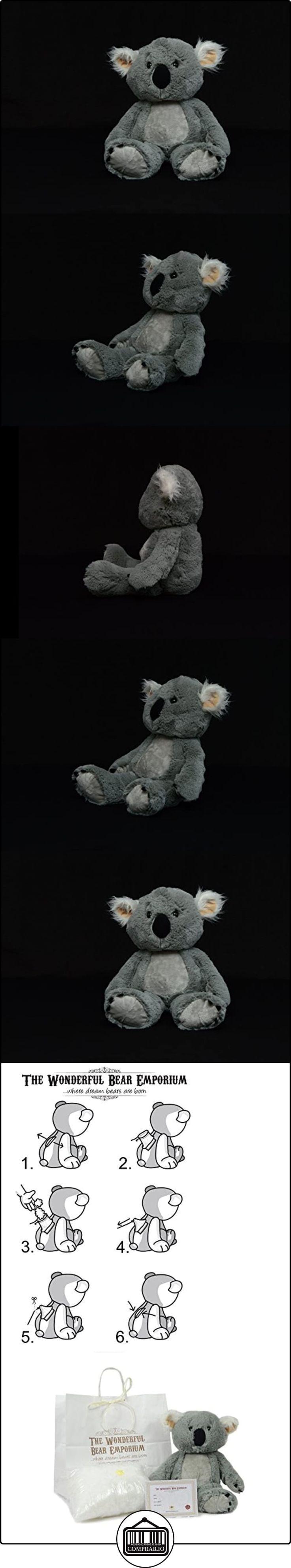 Oso de koala oso de peluche por el maravilloso Emporium-Koala oso de peluche juguete de peluche Koala oso de peluche ropa adapta Construir un oso  ✿ Regalos para recién nacidos - Bebes ✿ ▬► Ver oferta: http://comprar.io/goto/B01MD1E22T