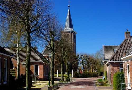 Blessum, The Netherlands this is the village I grew up in