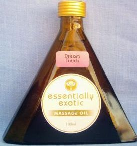 Essentially Exotic  Dream Touch Massage Oil