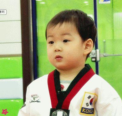 Taekwondo Minguk   The Return of Superman