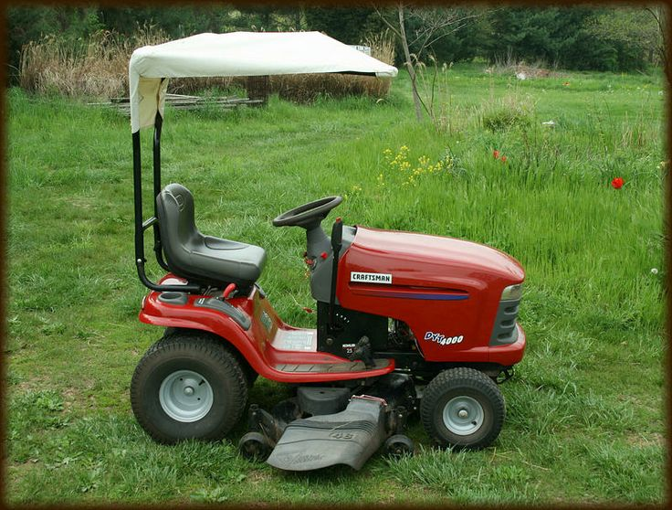 The 25+ best Craftsman riding lawn mower ideas on ...