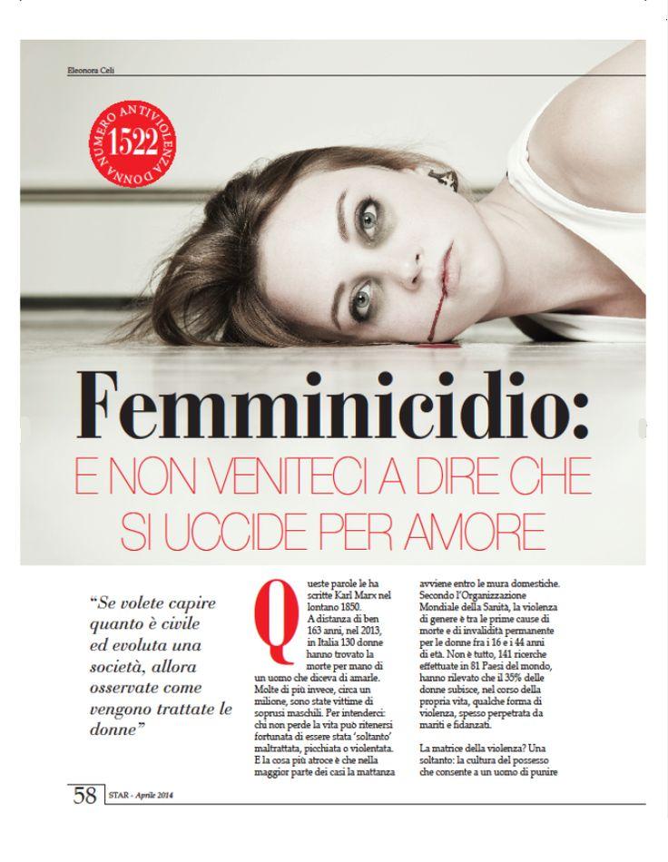 Femminicidio