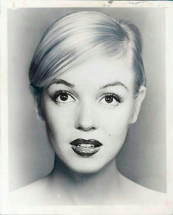 Marilyn Monroe ; fotografia rarissima.