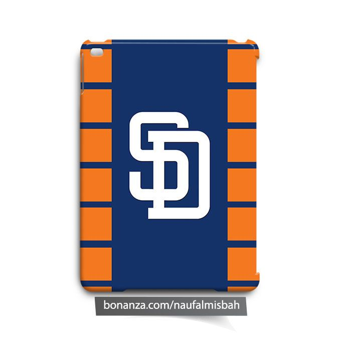 San Diego Padres iPad Air Mini 2 3 4 Case Cover - Cases, Covers & Skins