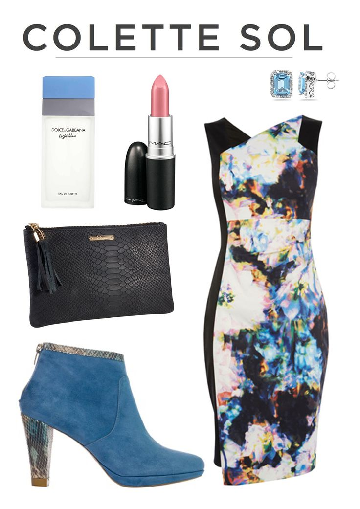 Blue Suede Bootie! A Night out on the town. How to wear inspiration