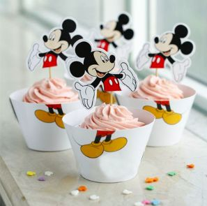 Mickey Mouse feest