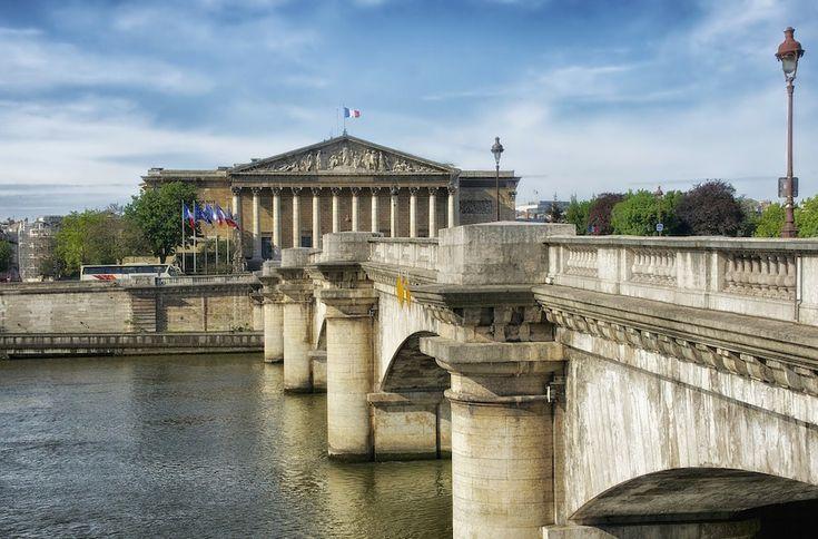 Palais Bourbon (Assemblée Nationale) 7ème